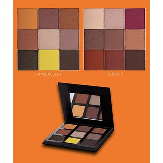 EYESHADOW PALETTEN